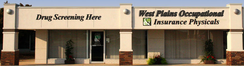 West Plains Occupational & Insurance Physicals